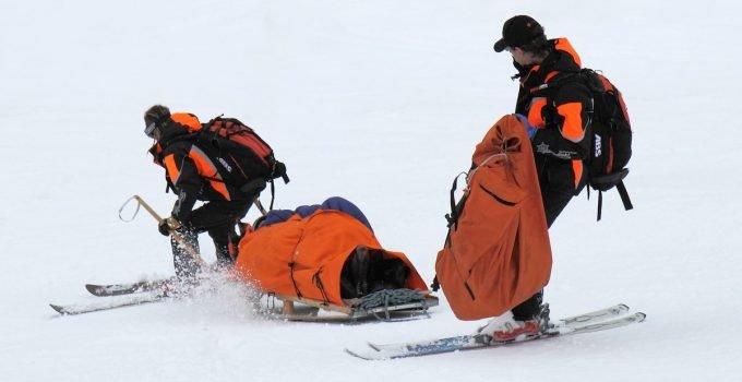 Snowboarding Anxiety