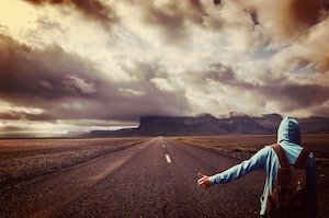 entrepnuership is a lonely road